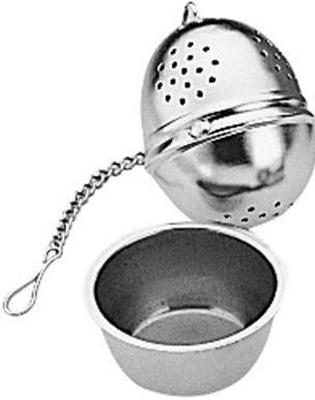 Заварник для чая – яйцо, с блюдцем Tescoma PRESTO 420672 ложка для заваривания чая tescoma presto длина 16 см