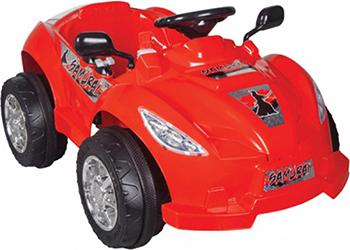 Электромобиль Pilsan SAMURAI 12 V 5237 plsn педальная машина pilsan tractor цвет красный 07 314