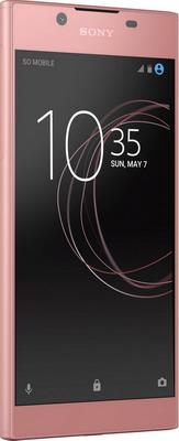 Смартфон Sony Xperia L1 Dual Sim розовый смартфон sony g3312 xperia l1 dual black