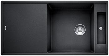 Кухонная мойка Blanco AXIA III XL 6 S InFino Silgranit антрацит ( доска стекло) 523510 кухонная мойка blanco axia iii xl 6 s infino silgranit жасмин столик ясень 523505