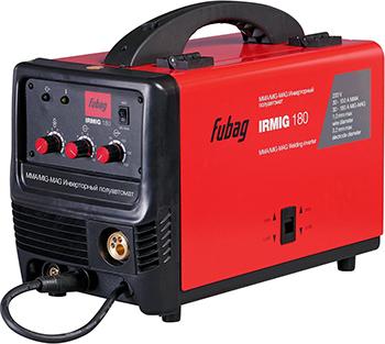 Сварочный аппарат FUBAG IRMIG 180 38608.3 инверторный сварочный полуавтомат fubag irmig 180