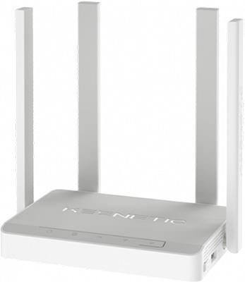 Роутер/маршрутизатор Keenetic Viva (KN-1910) с Wi-Fi AC 1300 Wave 2 MU-MIMO беспроводной роутер keenetic viva белый [kn 1910]