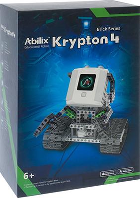 Интерактивный робот-конструктор ABILIX Krypton 4 1CSC 20003506 конструктор электронный ocie робот акробат сделай сам 1csc 20003254