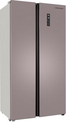 Холодильник Side by Side Kuppersberg NSFT 195902 LX nsft 195902 c refrigerator side by side