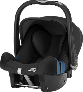 Автокресло Britax Roemer Baby-Safe Plus SHR II Cosmos Black Trendline 2000023256 адаптер britax roemer адаптер baby safe click