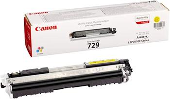 Картридж Canon 729 Y 4367 B 002 картридж canon 731 m 6270 b 002