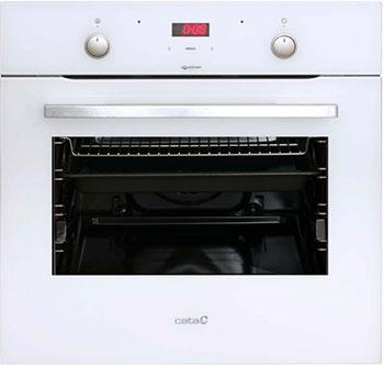 лучшая цена Встраиваемый электрический духовой шкаф Cata MD 7010 WH белый