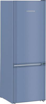 Фото - Двухкамерный холодильник Liebherr CUfb 2831-20 двухкамерный холодильник hitachi r vg 472 pu3 gbw