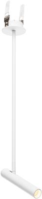 цена на Светильник встроенный DeMarkt Ракурс 631014601 1*4 2W LED 220 V