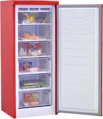 Морозильник NordFrost DF 165 RAP красный морозильник nordfrost df 165 rap