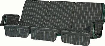 Текстильный комплект Удачная мебель универсальный с подлокотниками 175/310