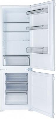 Встраиваемый двухкамерный холодильник Lex RBI 250.21 DF цена 2017