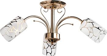 Люстра подвесная MW-light Олимпия 638010203 3*60 W Е14 220 V люстра подвесная mw light 371012605 5 60 w е14 220 v