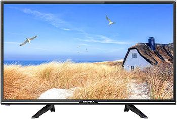 LED телевизор Supra STV-LC 32 LT 0110 W черный все цены