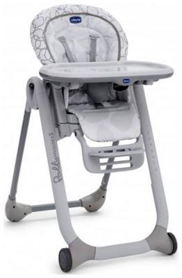 Съемный настил Chicco, для стульчика Polly Progres5 {Grey}, Италия  - купить со скидкой