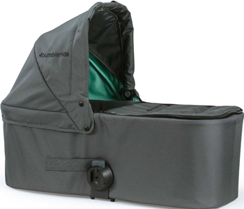 Люлька Bumbleride Bassinet для Indie & Speed Dawn Grey Mint BAS-55 DGM