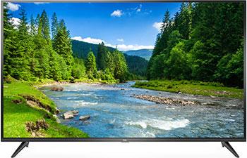 4K (UHD) телевизор TCL 43'' L 43 P 65 US черный цена и фото