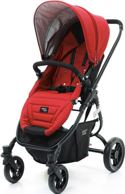 Коляска Valco baby Snap 4 Ultra Fire red 9863 прогулочная коляска valco baby snap 4 sunset