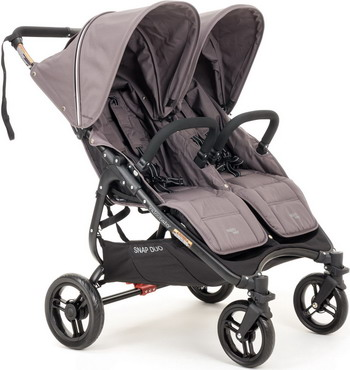 Коляска Valco baby Snap Duo Dove Grey 9879 прогулочная коляска valco baby snap 4 sunset