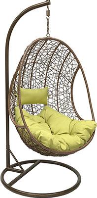 Подвесное кресло Leset LEO BROWN МИ 1175 коричневый flyingrattan кресло подвесное galaxy