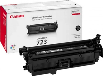 Картридж Canon 723 BK 2644 B 002 Чёрный