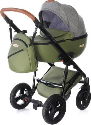 Коляска Everflo SOFT olive ПП100004370 коляска 2 в 1 everflo soft graphite пп100004367