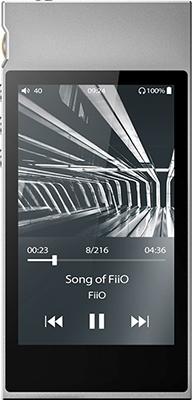 Hi-fi Портативный плеер FiiO M7 silver mp3 плеер fiio hi fi x5 iii титаниум page 7 page 9 page 3