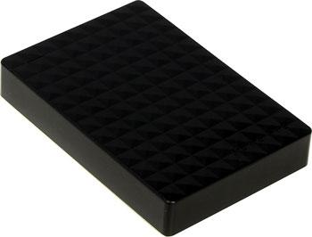Внешний жесткий диск (HDD) Seagate Внешний жесткий диск Seagate 4TB BLACK STEA4000400 цена и фото
