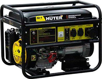 Электрический генератор и электростанция Huter DY9500LX 64/1/40