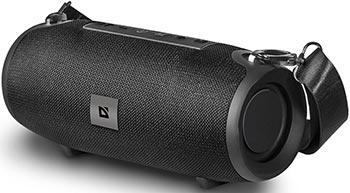 Портативная акустика Defender Enjoy S900 черный 10Вт BT/FM/TF/USB/AUX (65903)