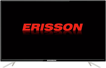 Фото - LED телевизор Erisson 50FLES50T2SM SMART телевизор 50 erisson 50flea18t2sm full hd 1920x1080 smart tv черный