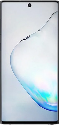 Смартфон Samsung Galaxy Note 10 256GB SM-N970F черный