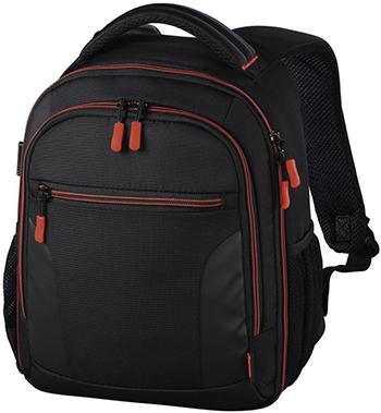 Фото - Рюкзак для зеркальной фотокамеры Hama Miami 150 черный/красный автокресло chicco keyfit красный