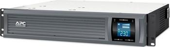 Источник бесперебойного питания APC Smart-UPS C SMC2000I-2URS 1300Вт 2000ВА серый все цены
