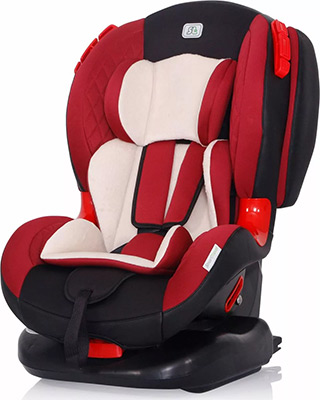 Автокресло Smart Travel ''Premier ISOFIX'' Marsala 1-7 лет 9-25 кг группа 1/2 KRES2063 цены онлайн