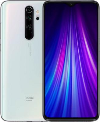 Смартфон Xiaomi Redmi Note 8 Pro 6/128Gb Pearl White