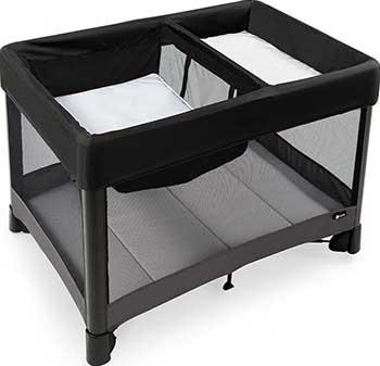 Манеж-кровать 4moms, Breeze Plus черный 2000738, США  - купить со скидкой
