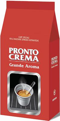 цена Кофе в зернах Lavazza Pronto Crema 1кг онлайн в 2017 году