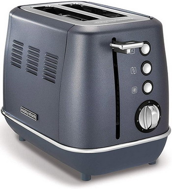 Тостер Morphy Richards Evoke 2 Slice Steel Blue 224402