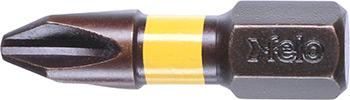 Набор бит Felo серия Impact PH 2X25 02202040 набор бит felo 35 шт в кейсе серия industrial 02073516