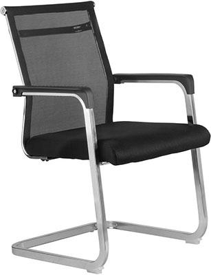 Кресло Riva Chair 801 E Чёрное кресло riva chair 462te чёрное складное с пюпитром