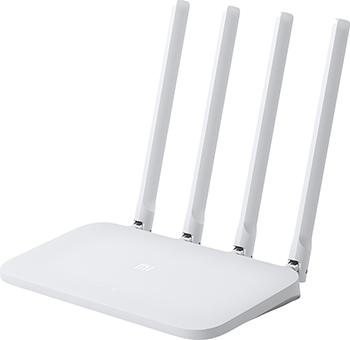 Фото - Маршрутизатор Xiaomi Mi Router 4C (DVB4231GL ) белый беспроводной маршрутизатор mercusys mw305r 802 11bgn 300mbps 2 4 ггц 4xlan белый