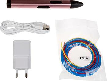 3D ручка HONYA розовая (3D-PEN-SC-7-pink) 1CSC20004061