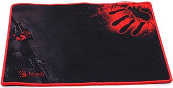Коврик для мыши игровой A4Tech Bloody B-081 черный textured коврик a4tech bloody b 072 offense armor s 89829 черный красный