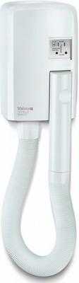 Настенный фен с розеткой для электробритвы для помещений с повышенной влажностью Valera Shaver 832.01/RT