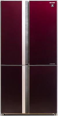 Холодильник Side by Side Sharp SJGX98PRD