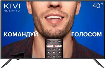 Фото - 4K (UHD) телевизор KIVI 40U710KB 4k uhd телевизор kivi 55u600kd