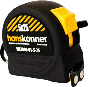 Рулетка Hanskonner HK2010-01-5-25-1