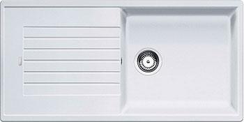 Кухонная мойка BLANCO ZIA XL 6S SILGRANIT белый цена