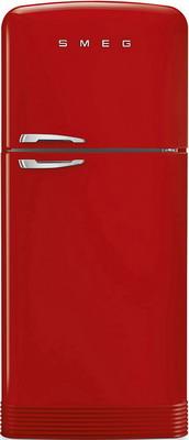 Двухкамерный холодильник Smeg FAB 50 RRD двухкамерный холодильник smeg fab 30 lb1